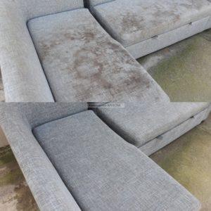 почистили диван от старых пятен Голубые Дали Адлер (фото)