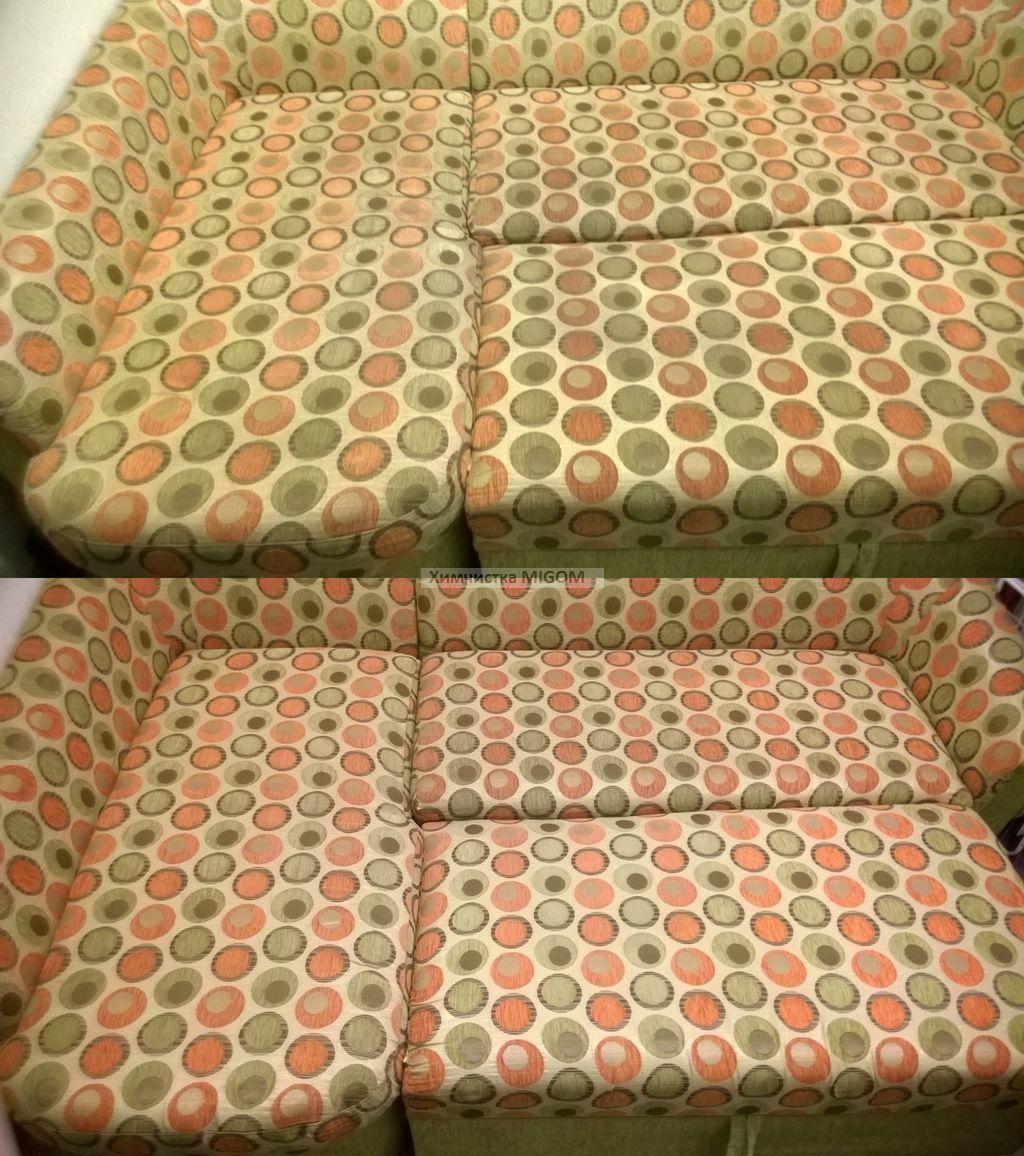 чистка кожаной мебели Орехово-Зуево цена